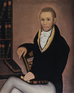 Art Prints of Dr. Cane, 1819 by Ammi Phillips