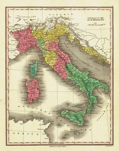 Art Prints of Italy, 1831 (0285049) by Anthony Finley