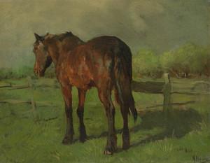 Art Prints of Horse by Anton Mauve