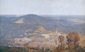Art Prints of Australia Felix by Arthur Streeton