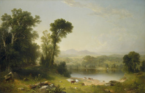 Art Prints of Landscape by Asher Brown Durand