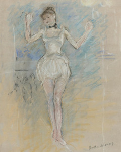 Art Prints of Rope Dancer by Berthe Morisot