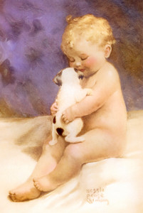 Art Prints of Tommy's Wish Comes True by Bessie Pease Gutmann
