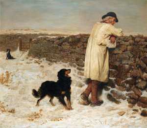Art Prints of War Time by Briton Riviere