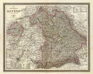 Art Prints of Weimar, Germany Bayern, 1856 (2077020) by C.F. Weiland