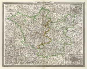 Art Prints of Germany, Bradenburg, 1856 (2077014) by C.F. Weiland