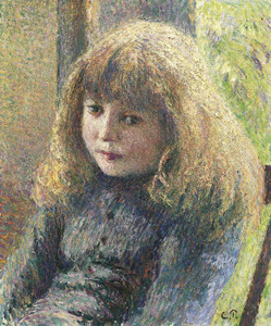 Art Prints of Paul Emile Pissarro by Camille Pissarro