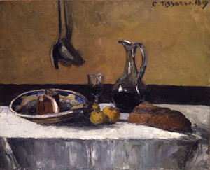 Art Prints of Still Life by Camille Pissarro