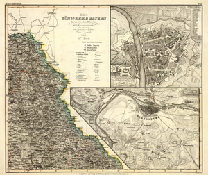 Art Prints of Bayern, 1858 (4807034) by Carl Franz Radefeld and Joseph Meyer