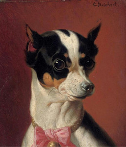 Art Prints of Toy Terrier by Carl Reichert