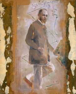Art Prints of An Impressionist, Tom Roberts by Charles Conder