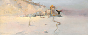 Art Prints of Hot Wind by Charles Conder