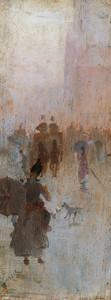 Art Prints of How We Lost Poor Flossie by Charles Conder