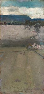 Art Prints of Riddell's Creek by Charles Conder