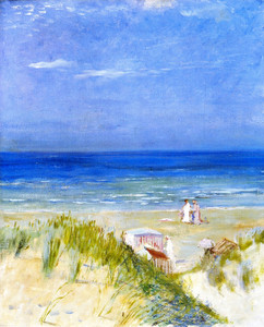 Art Prints of Sand Dunes by Charles Conder