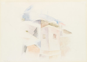 Art Prints of Bermuda No. 4 by Charles Demuth