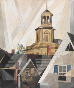 Art Prints of After Sir Christopher Wren by Charles Demuth