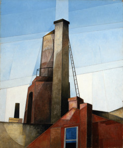 Art Prints of Aucassin and Nicolette by Charles Demuth