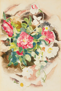 Art Prints of Roses by Charles Demuth