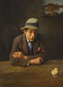 Art Prints of The Orphan by Charles Spencelayh