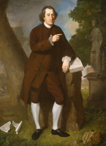 Art Prints of John Beale Bordley by Charles Willson Peale