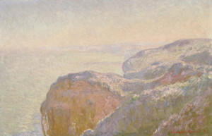 Art Prints of Val Saint Nicolas Near Dieppe, Morning by Claude Monet