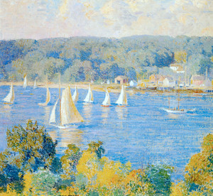 Art Prints of Cold Spring Harbor by Daniel Garber