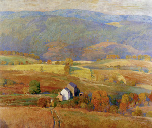 Art Prints of Corn by Daniel Garber