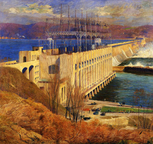 Art Prints of Conowingo by Daniel Garber