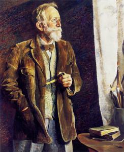 Art Prints of William Langson Lathrop by Daniel Garber