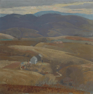 Art Prints of Lone Farm by Daniel Garber