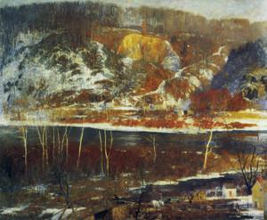 Art Prints of Lowry's Hill by Daniel Garber