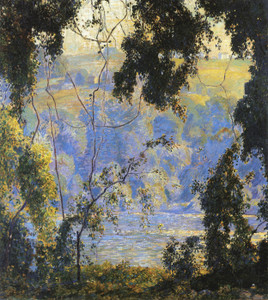 Art Prints of Morning Vista by Daniel Garber