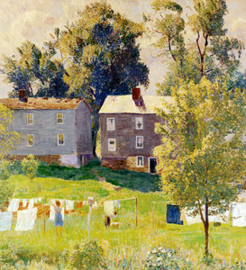 Art Prints of Monday Morning by Daniel Garber