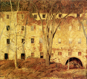 Art Prints of Phantom Mill by Daniel Garber