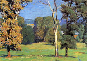Art Prints of Summer Pasture by Daniel Garber
