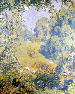 Art Prints of Summer Tapestry by Daniel Garber