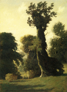 Art Prints of The Aged Sycamore by Daniel Garber