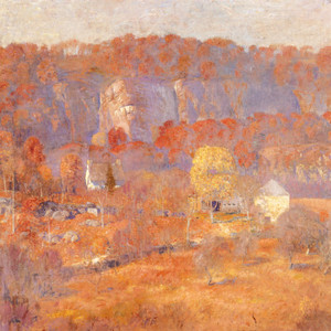 Art Prints of Tinicum Cliffs by Daniel Garber