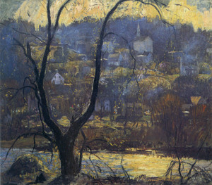 Art Prints of Tohicken Glow by Daniel Garber