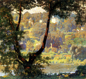 Art Prints of Tohicken Summer by Daniel Garber