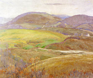 Art Prints of Uplands by Daniel Garber