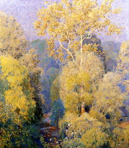 Art Prints of Up to Cuttalossa by Daniel Garber