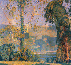 Art Prints of Vine Clad Trees by Daniel Garber