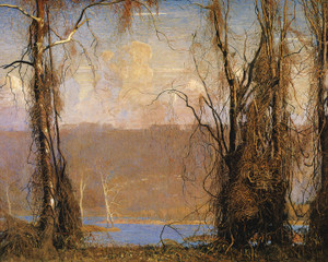 Art Prints of Wilderness by Daniel Garber