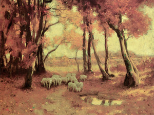 Art Prints of Landscape by Eanger Irving Couse