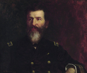 Art Prints of Portrait of Brother Philip Carrigan Johnson Jr. by Eastman Johnson