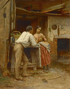 Art Prints of Southern Courtship by Eastman Johnson