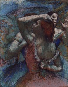 Art Prints of Dancers, 1894 by Edgar Degas