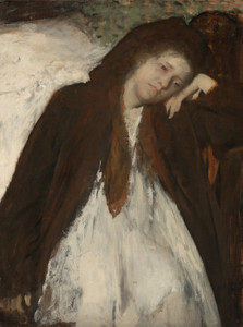 Art Prints of The Convalescent by Edgar Degas
